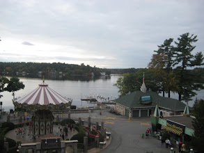 Photo: It was a glorious time of year to be at Canobie Lake.