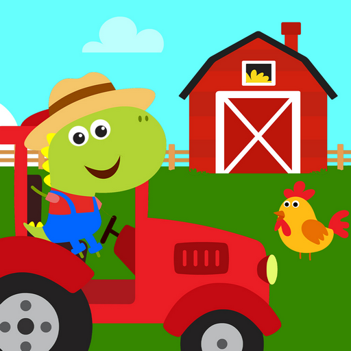 Animal Town - Baby Farm Games For Kids & Toddlers Android APK Download Free By Fuzzy House Aps
