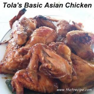 Tola's Basic Asian Marinade