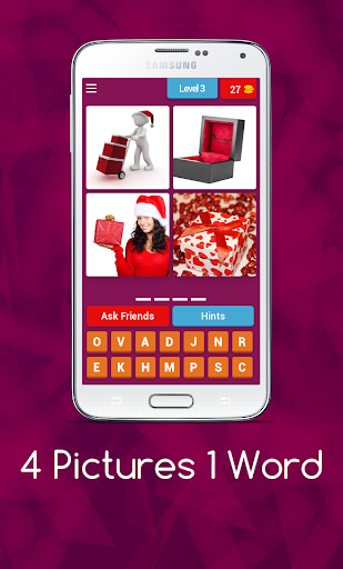 4 Pics 1 Word - Puzzle Game 3.11.5zg screenshots 4