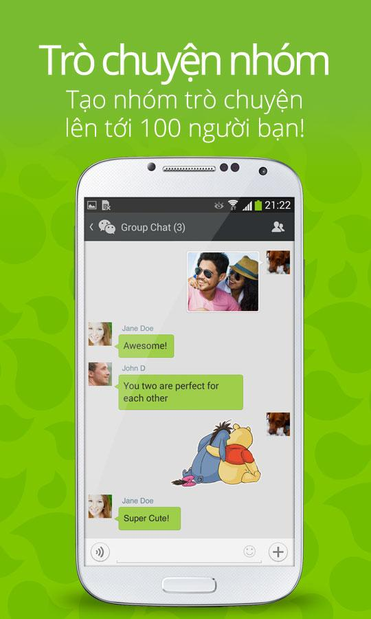 ung dung wechat