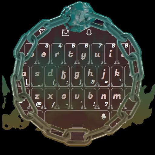 个人化のクリアブラウン TouchPal LOGO-記事Game