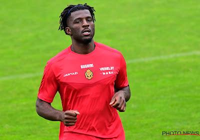 Rocky Bushiri prêté à un autre club de D1A par Norwich ?