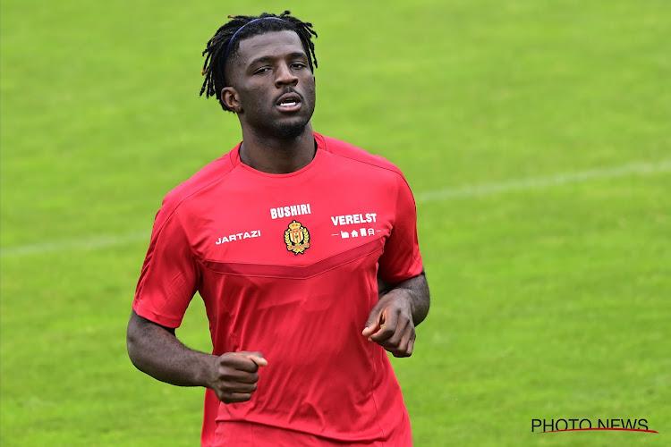 Un test positif au KV Malines