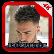 Trendy Popular Men Haircut