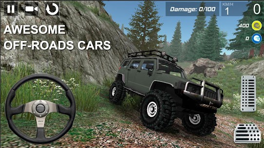 TOP OFFROAD Simulator (MOD, Unlimited Money/Tokens) 2