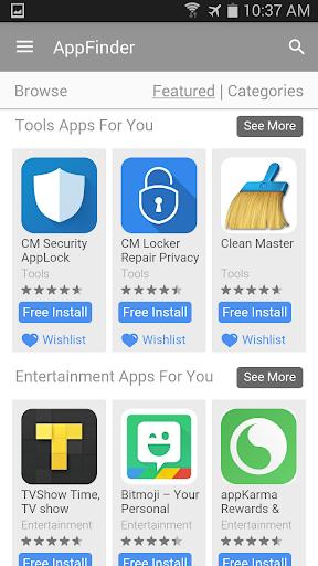 AppFinder by AppTap screenshot 5