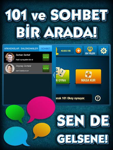 Mynet 101 Okey screenshot 8