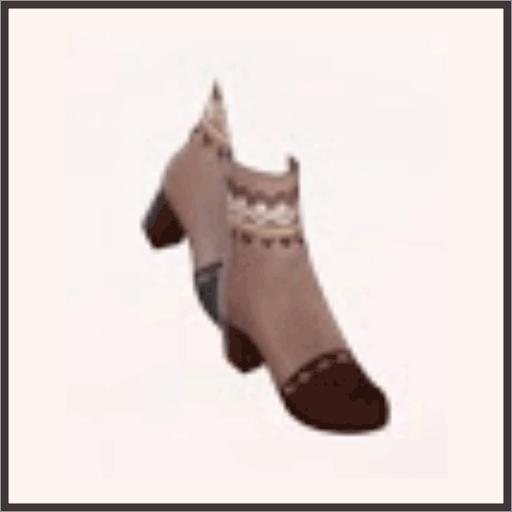 冬のブーツ