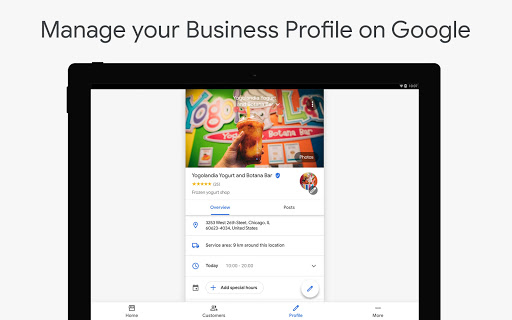 Google My Business - Connect with your Customers screenshot 6