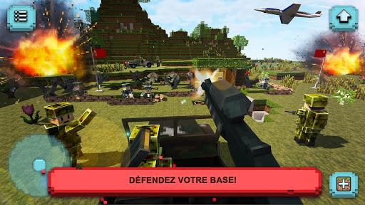 Code Triche Commandant: Héros de la Guerre APK MOD (Astuce) screenshots 1