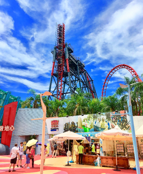 台中-麗寶樂園度假區