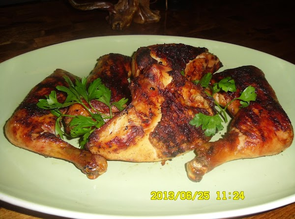 Grilled Beer-brined Chicken Recipe