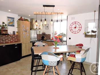 Appartement 4 pièces 103,06 m2