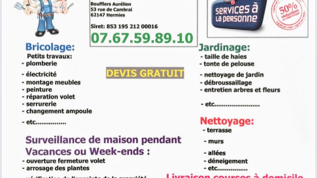AB Services - Services À La Personne à Hermies