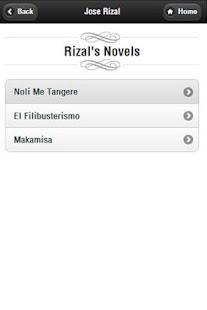 Jose Rizal - Apps on Google Play