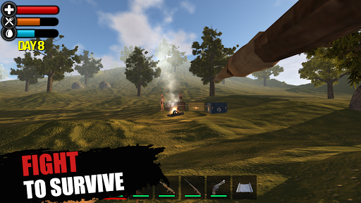 Just Survive: Raft Survival Island Simulator 1.2.4 Cheat screenshots 5