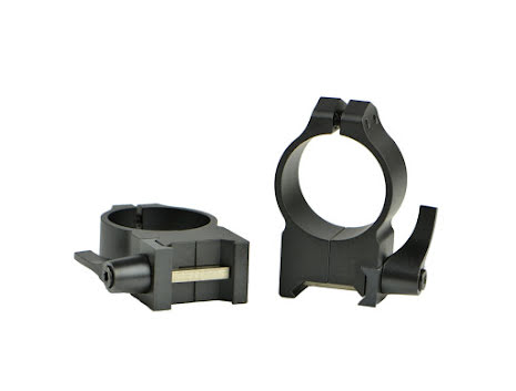 Warne 215LM 30mm QD High Rings