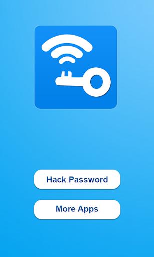 Wifiのマスターパスワード悪ふざけ