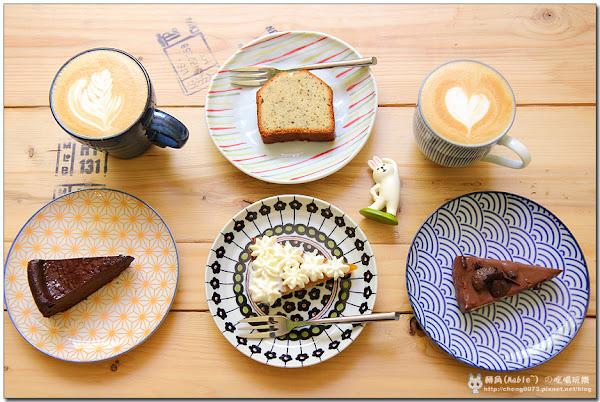 超平價咖啡、甜點,以及Kukoo喵路人咖啡 RUH CAFÉ~