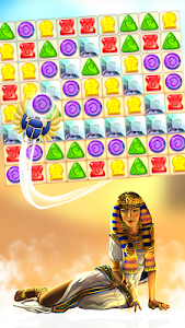 Curse of the Pharaoh: Match 3 v3.3 (Mod)