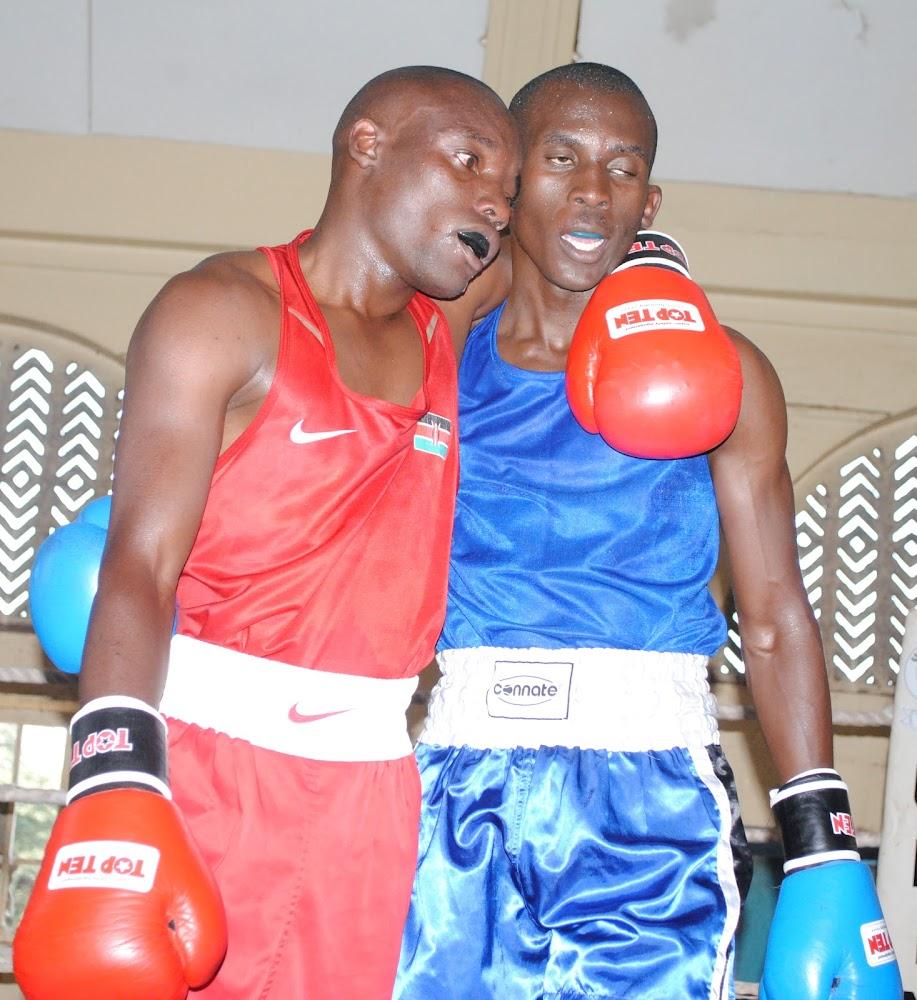 How Shaffi kickstarted an illustrious boxing career