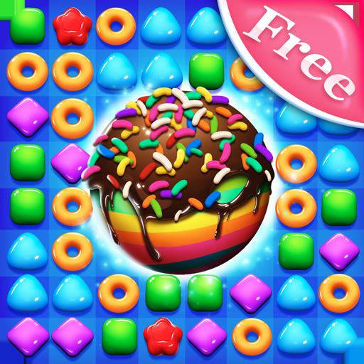 糖果开心消精简版 休閒 App LOGO-硬是要APP