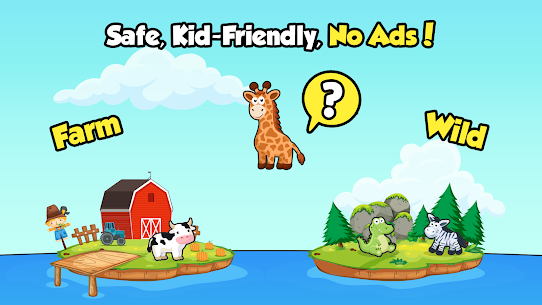 Toddler Games for 2 3 year old kids Mod (Ads Free 7 Mod) 3