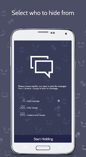 GhostApp  screenshots 4