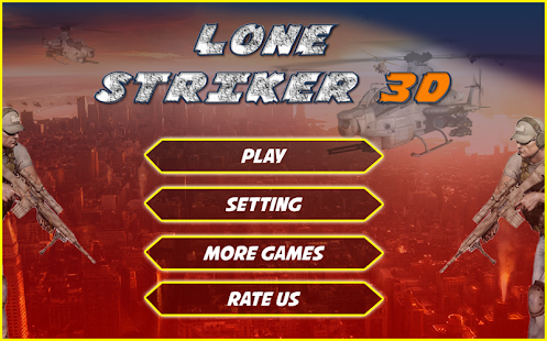 how to play as a lone striker