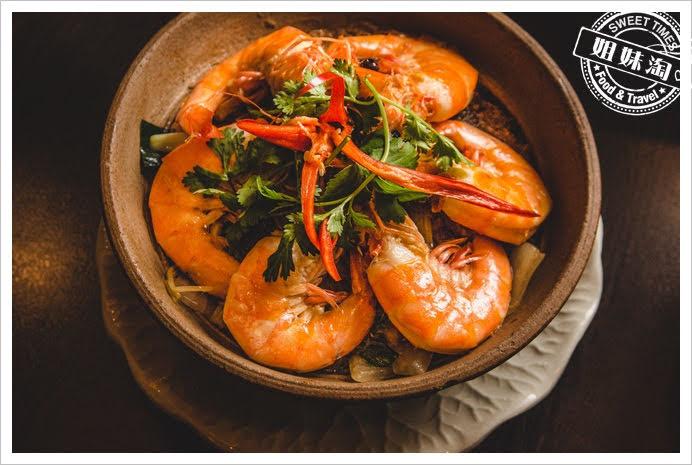 阿杜皇家泰式鮮蝦煲粉絲