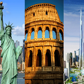 World cities virtual travel!