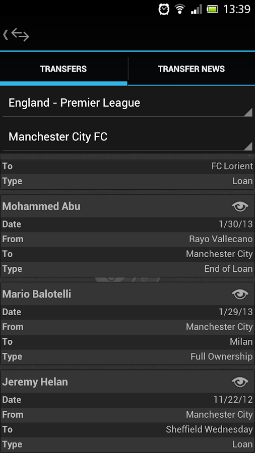 GamePlan Soccer Calendar- screenshot
