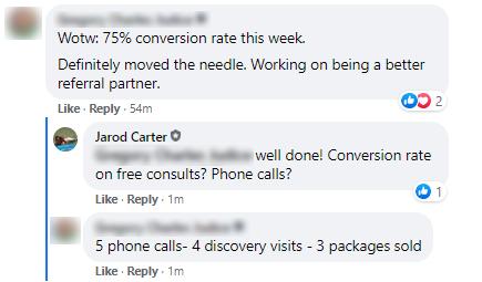 cash-based-practice-mastermind-facebook-post