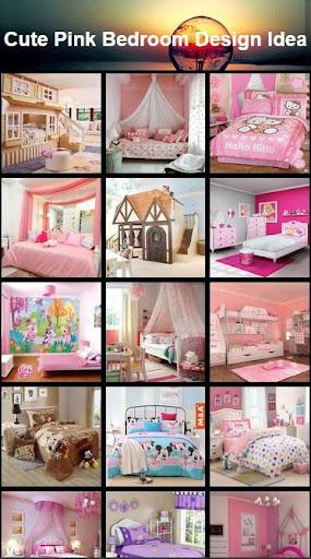 粉嫩的卧室设计