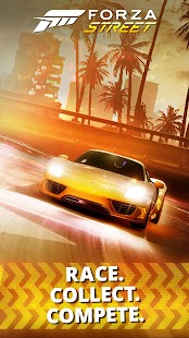 Forza Street: Tap Racing Game Screenshot