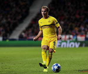 Un transfert surprenant pour Mario Götze !