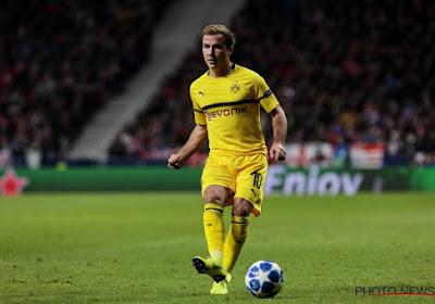 Mario Götze staat voor opvallende terugkeer naar Bayern München