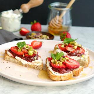 Fresh Strawberry Breakfast Recipes