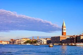 Photo: le bassin de San Marco