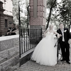 Wedding photographer Viktor Tverdun (vikot1962). Photo of 13.09.2013