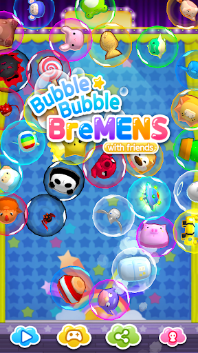 لالروبوت Bubble Bubble Bremens تطبيقات screenshot