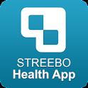 Streebo mHealth App icon