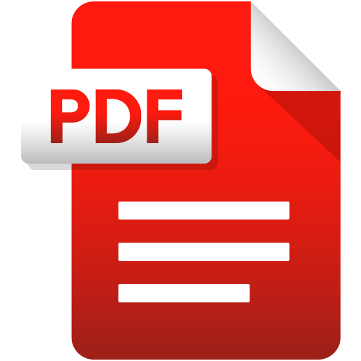 PDF Reader - PDF File Viewer 2019 Icon
