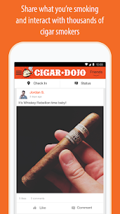 Cigar Dojo - Never Smoke Alone- screenshot thumbnail