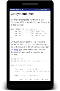 Learn C# – .Net – C Sharp Programming Tutorial App Latest Version Download For Android 5