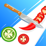 Knife Slice MOD APK 2.1 (Unlimited Money)