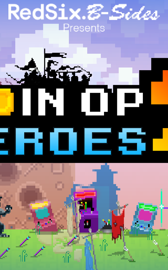 Coin-Op Heroes 2- screenshot