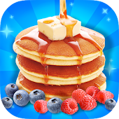 Pancake Maker: Kids Food Game