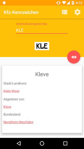 German License Plates  screenshots 3